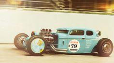Lugnegård Design Milton Motors 79 Coupe