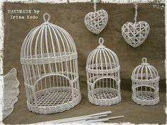 Фотографии handmade with love by irina kedo Newspaper Basket, Newspaper Crafts, Recycle Newspaper, Willow Weaving, Basket Weaving, Diy Paper, Paper Art, Hobbies And Crafts, Arts And Crafts