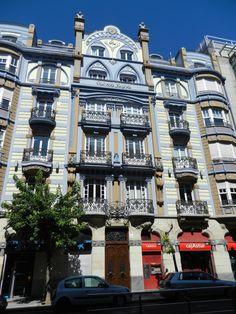 Basque Country, Bizkaia, Bilbao, Licenciado Poza, Guridi Building