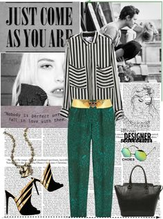 """"""":come as you are:"""" by janedoe333 ❤ liked on Polyvore"""