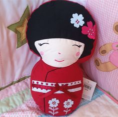 Special new stereo pillow cartoon cushion lovely children's room decoration cushions cute kid's toy pillows bedding pillow gift