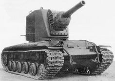 Russian KV-2 was a Shock for the Germans  when they ecounterd him at First . it was not realy a good tank because of its high siluette ,but good as road blocker