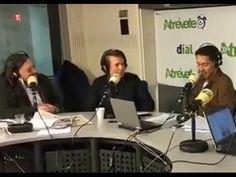"Raphael en ""Atrévete"" con Jaime Cantizano en Cadena Dial. 2017"