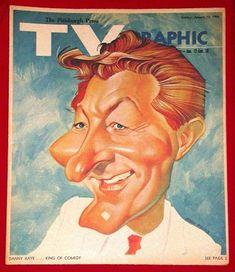 D R E W • F R I E D M A N: The Caricature Art of John Johns