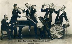 Entertainment - Jazz Band.