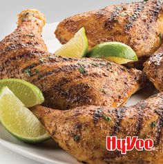 If winter's got you down, make Savory Summer Lime Chicken. If you're celebrating summer, make Savory Summer Lime Chicken. It's great any time of the year.