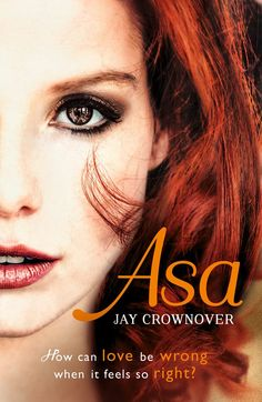 Asa (Marked Men #6) by Jay Crownover (UK version)