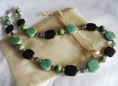 P2220719 | Polymer clay, wood, jade, glass, pearls. | Diane Keeble | Flickr