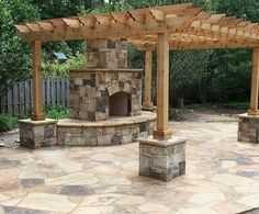 30 The Best Stone Patio Ideas