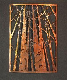 Benjamin BJamin' Stielow Custom Metal Artwork - metal-art