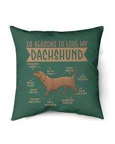 10 Reasons To Love Dachshund Best Dog - Forest Green dachshund mix puppies, cute funny puppy, dachshund christmas #doxiesofinstagram #sausagedog #dogsofinstagram, dried orange slices, yule decorations, scandinavian christmas Dachshund Facts, Dapple Dachshund Puppy, Dachshund Puppies For Sale, Dachshund Quotes, Baby Dachshund, Wire Haired Dachshund, Funny Dachshund, Dog, Dachshund Halloween Costumes