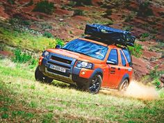 G4 Challenge Freelander is free as the wind! | http://www.lro.com/features-reviews/featured-vehicles/1411/g4-challenge-freelander/