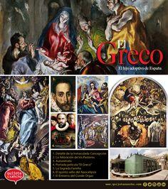 El Greco, el pintor adoptivo de España.