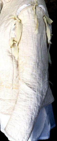 Elizabethan Arming Doublet Sleeve