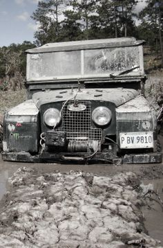 // series, Off Roader, rocks, in deep shit, water, dirt, dirty, vehicle, hot, wheels, beauty, #OffRoader Land Rover Off Road, Off Roaders, Landrover Defender, Range Rovers, 70th Anniversary, Revenge, Rally, Hot Wheels, Offroad