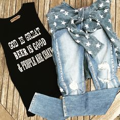 Outfit available on www.licensetoboot.com  Stagecoach outfit Stagecoach Festival Stars America Country Music Country Festival outfit country thunder