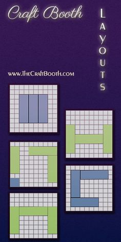 craft booth layouts Craft fair booth layouts with grids Vendor Displays, Craft Booth Displays, Vendor Booth, Craft Show Booths, Craft Show Ideas, Craft Show Booth Display Ideas Layout, Craft Fair Table, Jewelry Booth, Art And Craft Shows
