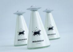 Molocow Concept Milk Package design