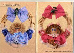 Mimin Dolls: boneca para pendurar