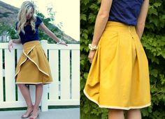 14 free and easy skirts to sew