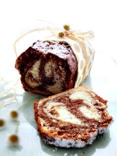Moje Wypieki | Tradycyjna babka marmurkowa Polish Recipes, Polish Food, Camembert Cheese, French Toast, Muffin, Breakfast, Cook, Morning Coffee, Polish Food Recipes