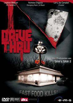 Kotu Palyaco - Drive Thru - 2007 - DVDRip Film Afis Movie Poster