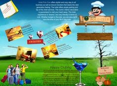 Holidays are meant to enjoy and you can do this at Hotel Polo Club in Patiala. The high end hospitality at this hotel will surely add fun as well as adventure to your holiday activities so that you can enjoy to the fullest.