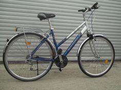 Vand bicicleta dame WINORA aluminiu