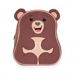 Apple Park Backpack Cubby Bear