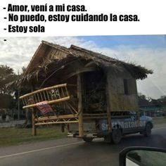 Bien dicen que el amor lo puede todo.  .  #YoEnElAmor #solaencasa #SrElMatador…