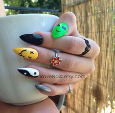 Shop 90s Nails on Wanelo