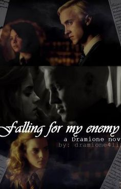"""""""Falling for my enemy - A Dramione Fan Fiction - Expecto Patronum!"""" by dramione4life - """"Draco and Hermione, the Slytherin prince and the Gryffindor princess. They have always been enemies,…"""""""