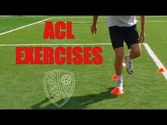 Soccer Sport Science: ACL Exercises - YouTube