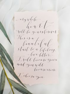 Fete Weddings | Rachel May Photography | Trump Winery Styled Shoot | Floral Nature Composed  | Calligraphy The Weekend Type