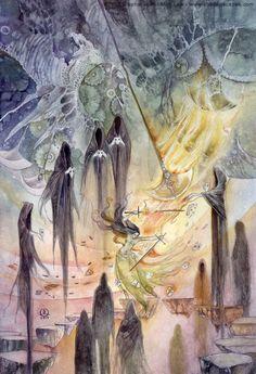 Dreamdance: Fear by puimun.deviantart.com on @deviantART