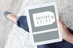 The Essential Pricing Guide for Portrait Photographers   Design Aglow