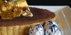 Baked Baci Tart - with Hazelnut Praline