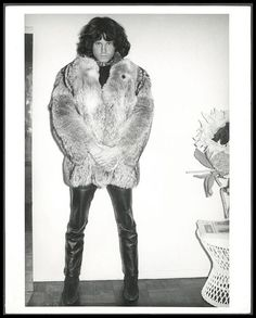 ~Jim Morrison by Gloria Stavers ~*