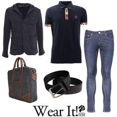 ¿Buscas un #Outfit perfecto para un día nublado? ¿Qué te parece este #Look para empezar la semana? Wear It! ⛈ #Jeans #Moda #ModaHombre #Otoño #Chaqueta #menswear #fashion #mensfashion #menstyle #style #mensstyle #instafashion #streetstyle #men #streetwear #streetfashion #menfashion #denim #gentleman #menwithstyle #outfit #lookbook #stylish #menwithclass #mensclothing #lifestyle