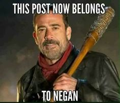 """Negan kills Glenn and Abraham And everyone is like """"Who was the governor again?"""" - Negan vs The Governor Walking Dead Tv Show, Walking Dead Memes, Walking Dead Season, Fear The Walking Dead, Walking Dead Birthday Meme, Image Comics, Negan Kills Glenn, Negan Lucille, Dead Inside"""