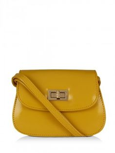 Esbeda Twist Clasp Sling Bag purchase from koovs.com