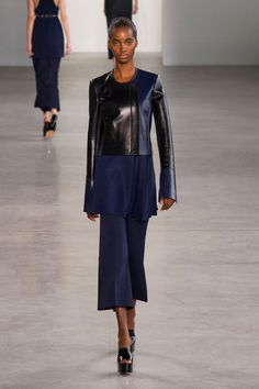 Calvin Klein at New York Spring 2015