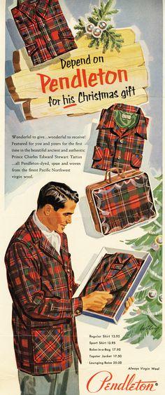 Prince Charles Edward Stewart Tartan (Christmas 1953)