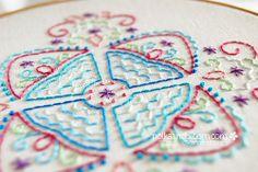 New pattern: Parterre de l'Eau