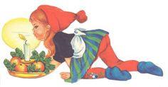 DANISH Dekorationsnisser | ENGLISH Decorative Gnomes by Iben Clante