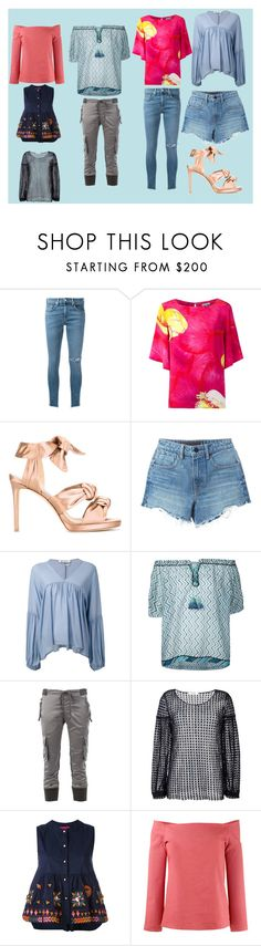 """""""latest fashion trends"""" by monica022 ❤ liked on Polyvore featuring rag & bone/JEAN, Isolda, Jimmy Choo, Alexander Wang, Dondup, Talitha, Greg Lauren, Dorothee Schumacher, Theory and vintage"""