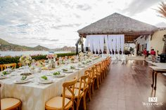 Weddings at Hotel Casa Dorada, Los Cabos. www.emweddings.com