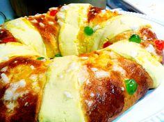 Mexico en mi cocina: Receta de Rosca de Reyes