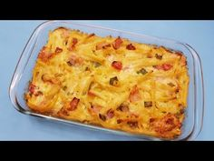 Romanian Food, How To Cook Pasta, Lasagna, Food Videos, Macaroni And Cheese, Bacon, Food And Drink, Pizza, Cooking