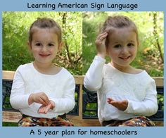 Learning American Sign Language Curriculum for Homeschooling Sign Language Phrases, Sign Language Interpreter, Learn Sign Language, Speech And Language, Foreign Language, Learn Asl Online, Sign Language For Toddlers, British Sign Language, Language Lessons